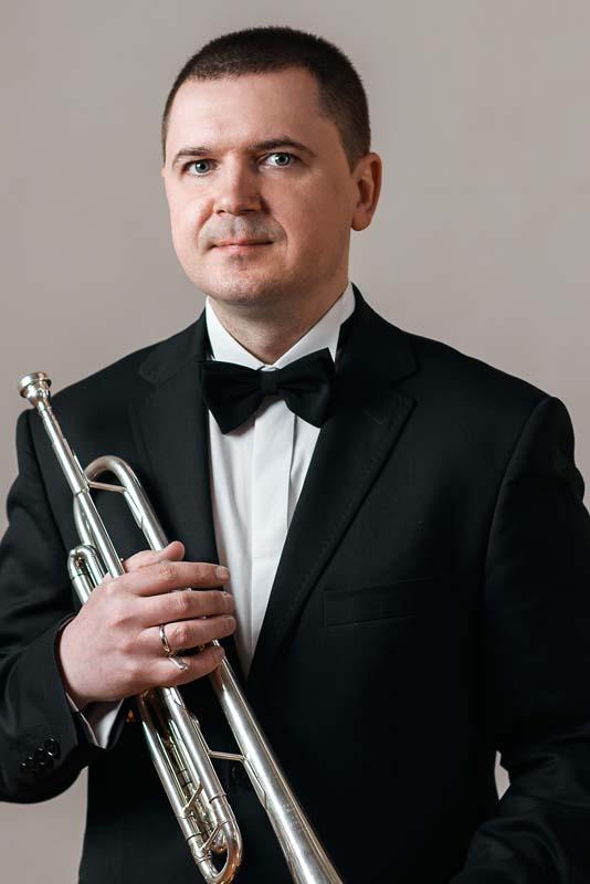 Leszek Kaczor - trąbka