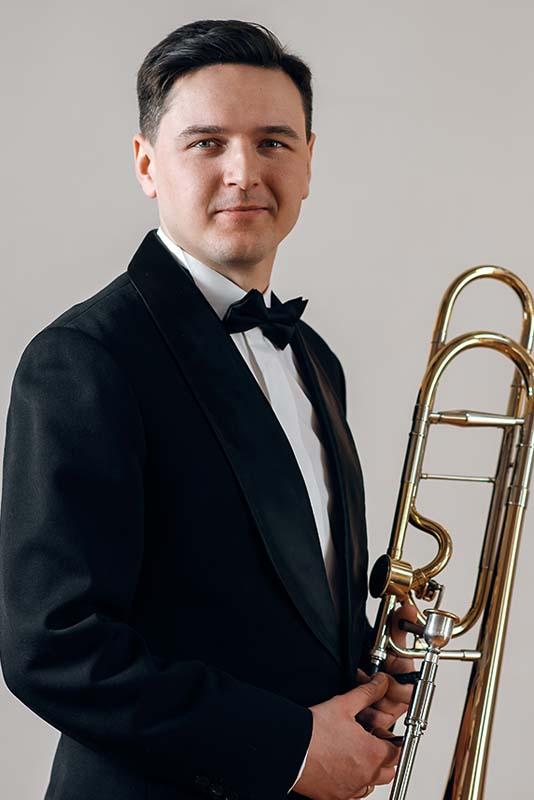 Marek Kaczor - puzon