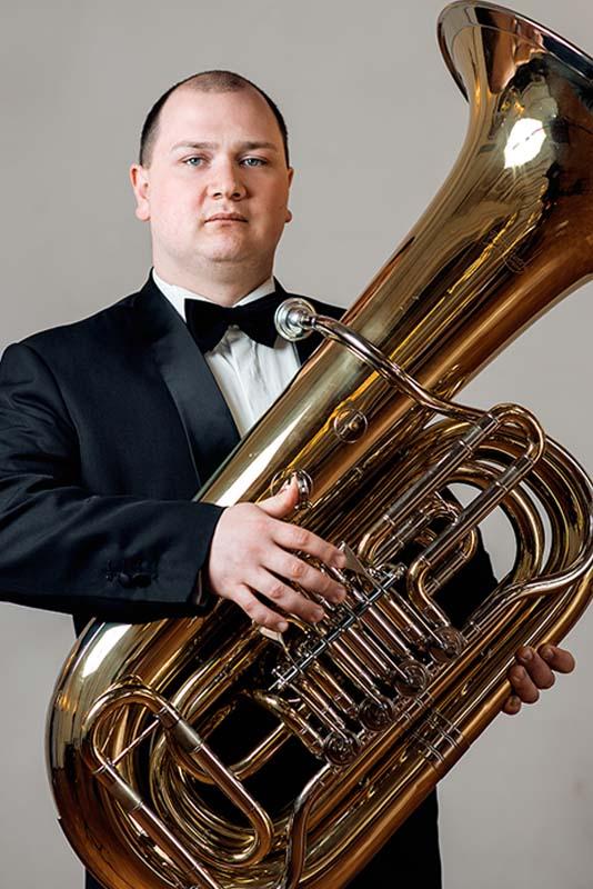 Sebastian Szupienko - tuba