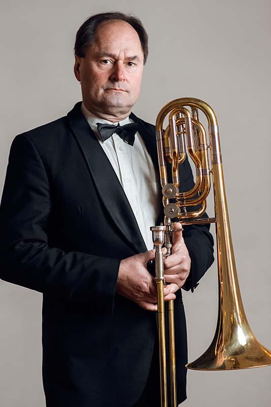 Tomasz Stanisławski - puzon