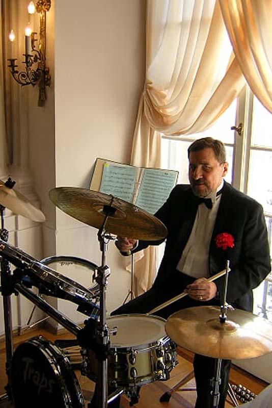 Błażej Cerajewski -perkusista