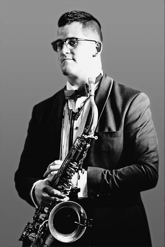 Jarosław Wiśniewski - Saksofonista jazzowy